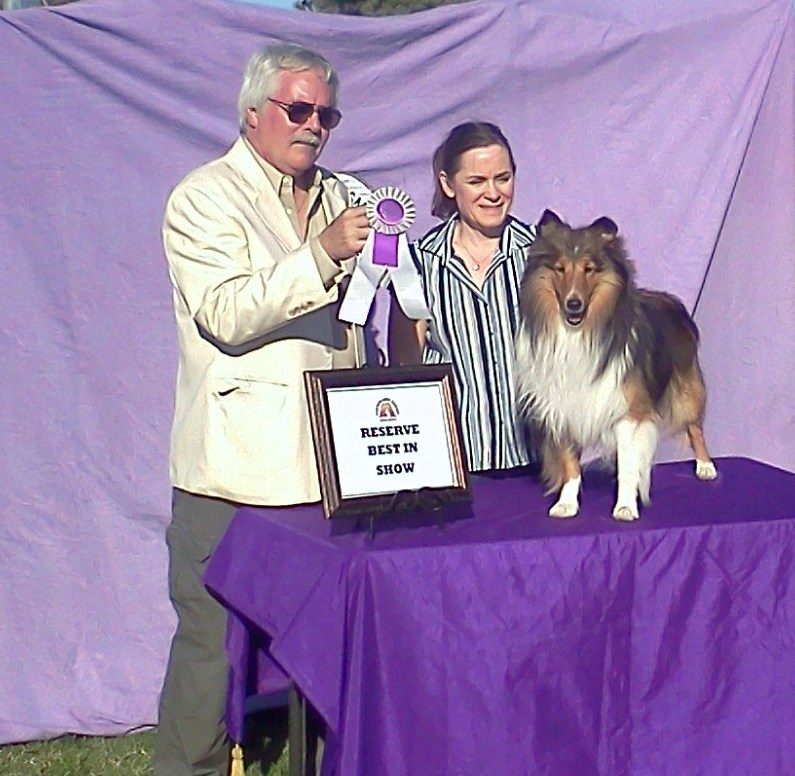 OSCAR RESERVE BEST IN SHOW